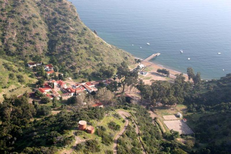 Attended Catalina Island School for Boys on Catalina Island