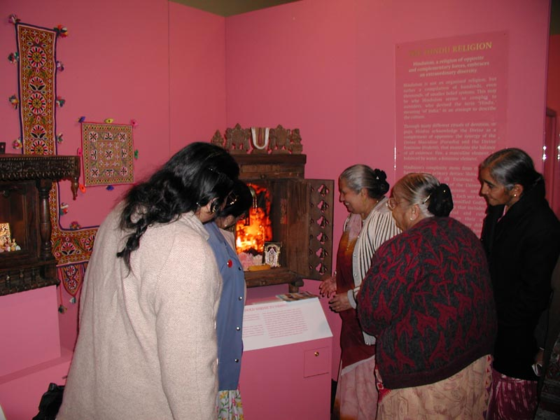 Exhibition: Meeting God: Elements of Devotion in India at the Bradford Museum, Bradford, UK