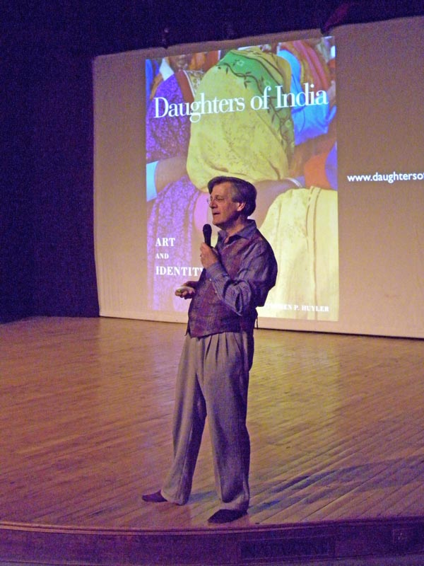 <em>Daughters of India</em> lecture tour of Indian cities