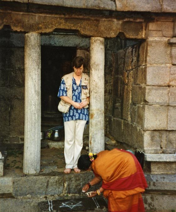 Field Research On Hinduism